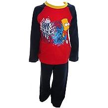 The Simpsons - Pijama dos piezas - para niño
