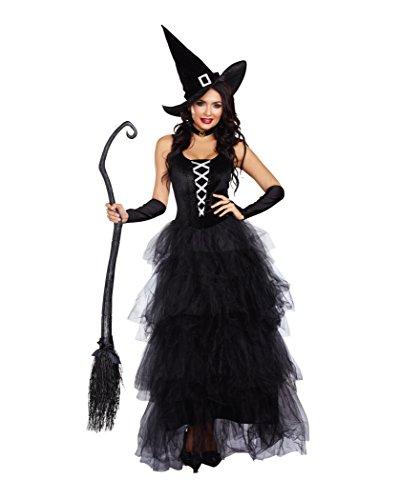 Dreamgirl 10272Spell Bound Kostüm (mittel) (Mieder Funkeln)