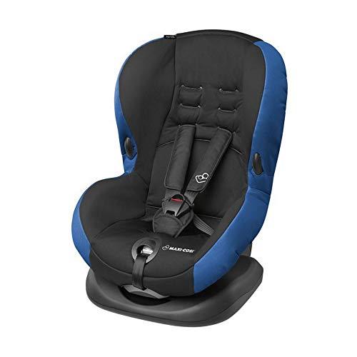 Maxi-Cosi Priori SPS Plus KinderautoSitz optimaler Seitenaufprallschutz und 4 Sitzund Schlafpositionen, Autositz ab 9 Monate bis 4 Jahre, navy black (blau) 9-18 kg