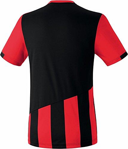 erima Erwachsene Trikot Siena 2.0 Rot/Schwarz