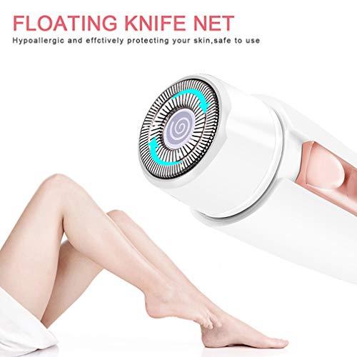 SGLL Elektro-Mini-Epilator Haar Entfernungs Maschine Achselhöhle Arm Bein Haar Private Teile Rasiermesser Weiblich