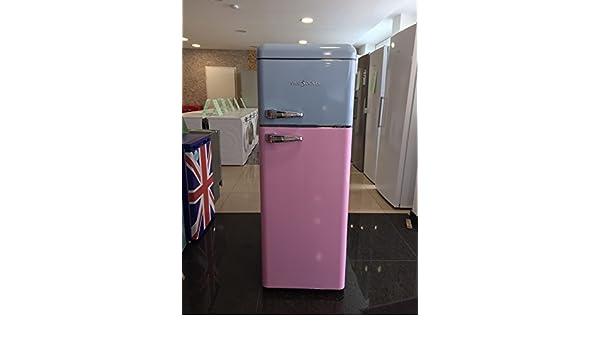 Retro Kühlschrank Five5cents : Five cents g schaublorenz sl kühlgefrierkombination