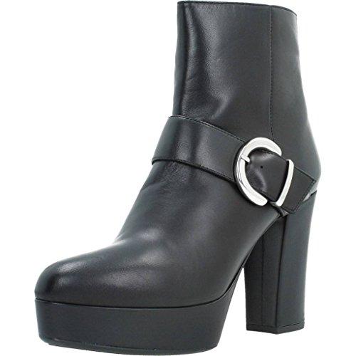 UNISA Bottines - Boots, Couleur Noir, Marque, Modã¨Le Bottines - Boots Romero Na Noir