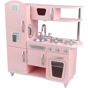 KidKraft - Vintage Play Kitchen - Pink