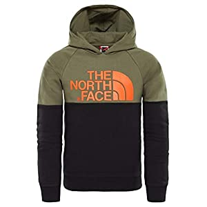 THE NORTH FACE Y Drew Peak Rgln Hd New Taupe Green XS (Kids)