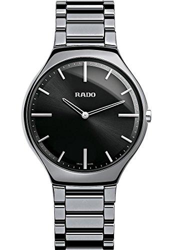 Rado Herren-Armbanduhr Analog Quarz Keramik 140.0955.3.015