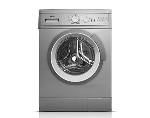 IFB Elena Aqua SX (LDT) Fully-automatic Front-loading Washing Machine (6 Kg, Silver)