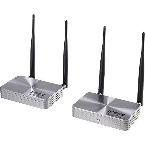 SpeaKa Profi Kabellose Übertragung HDMI (Set) 100m 5GHz 1920x 1080Pixel