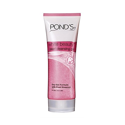 POND\'S White Beauty Pearl Cleansing Gel Face Wash, 100 g