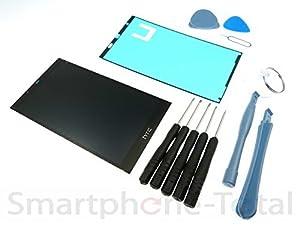 NG-Mobile Original HTC Desire 626G DUAL SIM Displaymodul LCD Display Touchscreen Glas Scheibe, schwarz + Kleber + Werkzeug