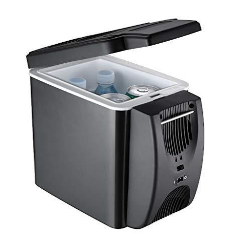 Car Refrigerator 6L Auto KüHlschrank Mini Kleine KüHlschrank KüHlung Kleinen Haushalt Schlafsaal Heizung Und KüHlung KüHlschrank
