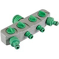 Generic dyhp-a10-code-3957-class-1-- Switched connettore singolo doppio Tor con rubinetto a 4vie splitter tubo er a tubo adattatore rubinetto SPL–-dyhp-uk10–160819–2142
