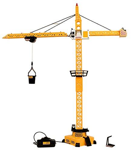 Máquinas de construcción mando a distancia Torre Grúa De Juguete
