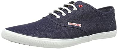 JACK & JONES JJ SPIDER JI ORG 12065507, Herren Sneaker, Blau (Dress Blues), EU 40