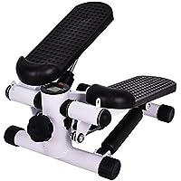 Preisvergleich für Homgrace Up-Down Stepper Heimtrainer Mini-Stepper mit LCD Trainingscomputer & Einstellbarer Widerstand für Zuhause Fitness Aerobic Ausdauertraining