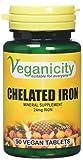 Veganicity Chelated Iron 24mg Women