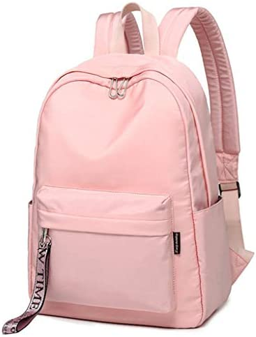Sacs à dos lixin étudiant Campus (Couleur : Pink, Taille : 40  30  13cm) | Online Store