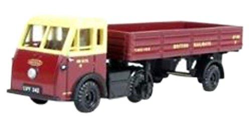CLASSIX 1/76 Jen-Helecs drop side trailer \
