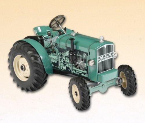 MAN AS 325 A Traktor Blech Kovap Blechspielzeug