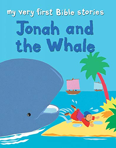 Jonah and the Whale (My Very First Bible Stories) por Sophie Piper