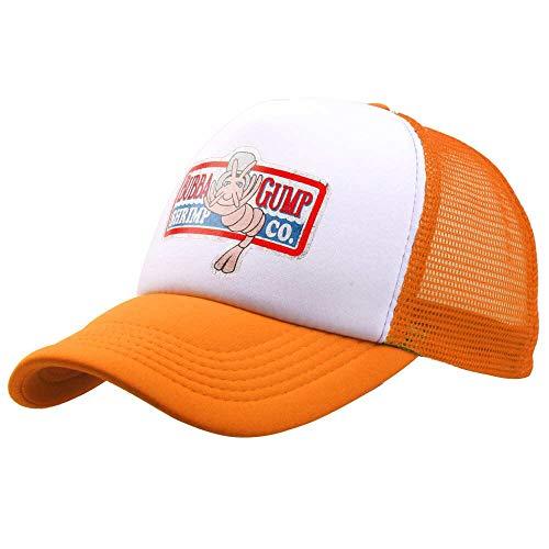JKYJYJ Truck Baseball Cap Männer Frauen Sport Sommer Hysteresenkappe Hut Forrest Gump Einstellbar Hut 11 Farben