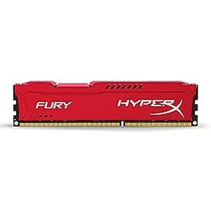 Kingston FURY Memory - 8GB Module - DDR3 1600MHz CL10 DIMM