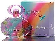 Salvatore Ferragamo Incanto Shine - perfumes for women, 100 ml - EDT Spray