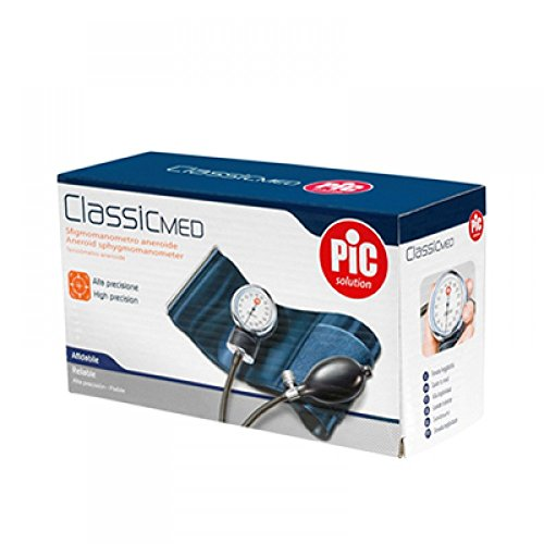 Pic Misuratore di Pressione Sfigmomanometro Aneroide con Stetoscopio - 10 ml