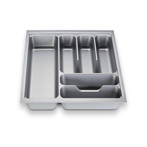 ORGA-BOX® I Besteckeinsatz Besteckkasten 417 x 474 mm für Blum Tandembox + ModernBox -