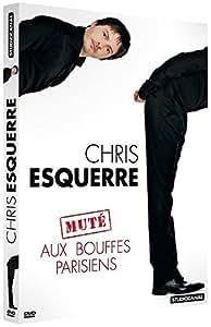Chris Esquerre aux Bouffes Parisiens - Le spectacle en DVD