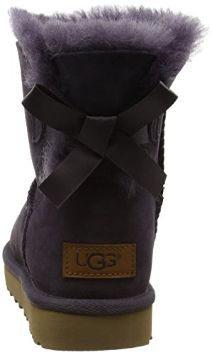 UGG Mini Bailey Bow Lila (nightfall)