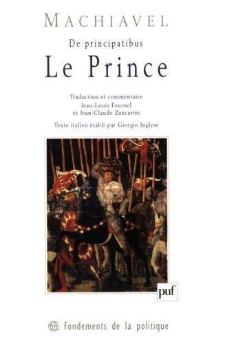 Le Prince, De Principatibus