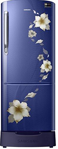 Samsung 192 L 3 Star Direct Cool Refrigerator (RR20M182ZU2/RR20M282ZU2 ,...