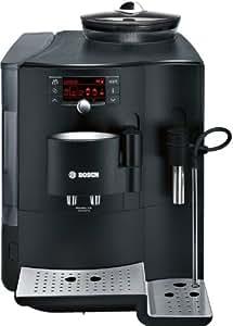 Bosch TES71159DE Kaffee-Vollautomat VeroBar 100 AromaPro (2.1 l, 15 bar, externes Milchsystem) schwarz