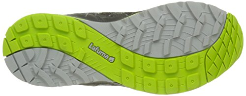 Lafuma M Track, Multisport Outdoor Homme Multicolore (Deep Grey/Acid Green)