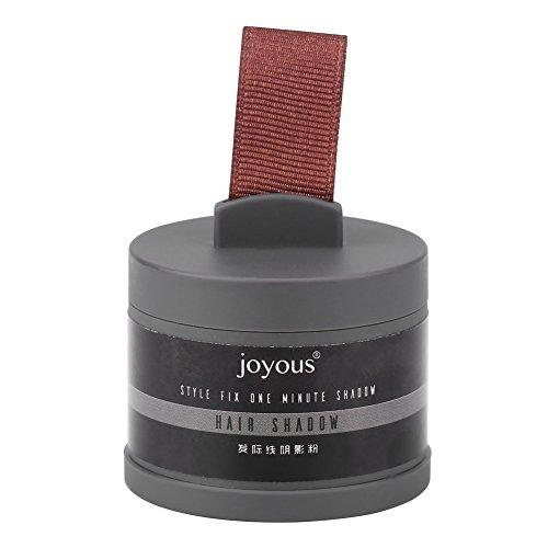 Hairline Shadow Powder Haar Reparatur Pulver Textmarker Bronzer Instant Haarabdeckung(#1)