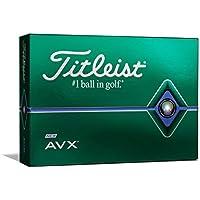 Titleist AVX - Pelotas de golf - T9012S, Blanco