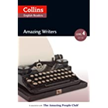 Amazing Writers: B2 (Collins Amazing People ELT Readers) (English Edition)