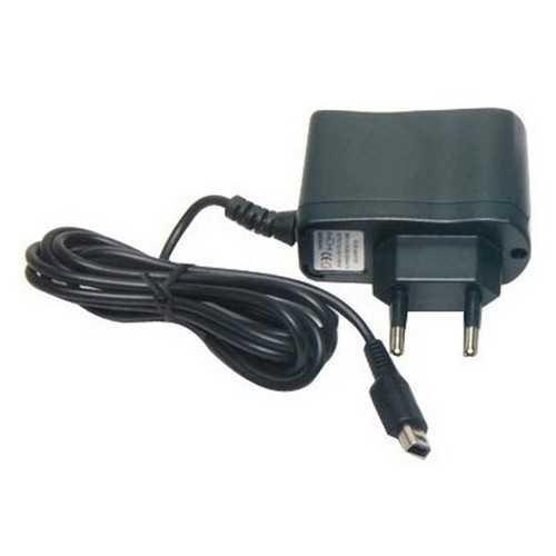 SODIAL(R) Negro Cargador de corriente la normativa europea para DSi, DSi XL, 3DS, 3DS XL
