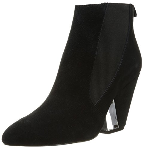 Chocolate Schubar - Stivali, Donna, Nero  (Noir (Black)), 39