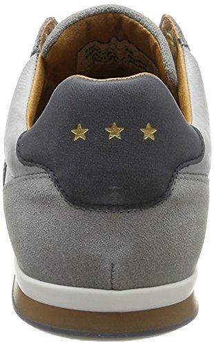 Pantofola d'Oro Herren Roma Uomo Low Sneaker Grau (Gray Violet)