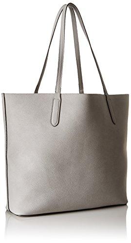 s.Oliver - Shopper, Borsa a mano Donna grigio (grigio)