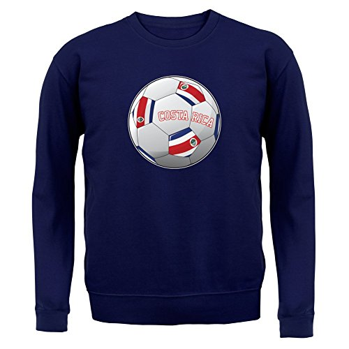 Dressdown Country Football Costa Rica - Unisex Sweatshirt/Sweater - 8 Colours