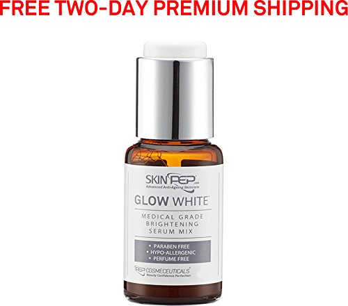 SkinPep Glow White 17ml - Medical Grade Brightening