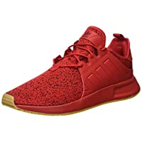 Adidas Men's X_PLR B37439 Gymnastics Shoes, Red Scarlet/Gum 3, 9.5 UK