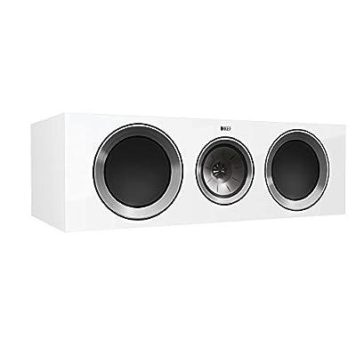 Kef R600c Diffusore Centrale a 3 Vie, Bianco ai migliori prezzi - Polaris Audio Hi Fi