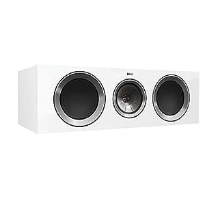 KEF r600c haut-parleur central blanc)