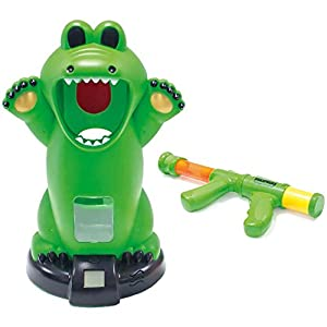 New York Gift TY127 Croc Shoot Action - Bomba de Pelota Suave