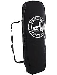 WH1Since 1996Wake/Kite Backpack BoardBag Black/White, 145