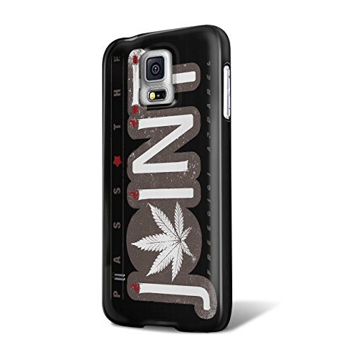 Image of Burner Pass The Joint Smoke Weed NEW Black 3D Samsung Galaxy S5 Case | Wellcoda